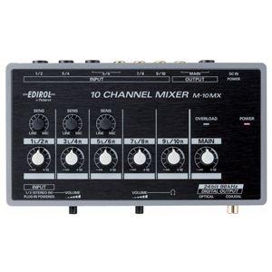 Roland(ローランド) オーディオ・ミキサー 10-channel Mixer M-10MX - 拡大画像