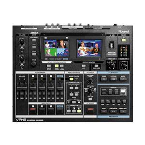 Roland(ローランド) AV ミキサー & レコーダー AV Mixer & Recorder VR-5 - 拡大画像