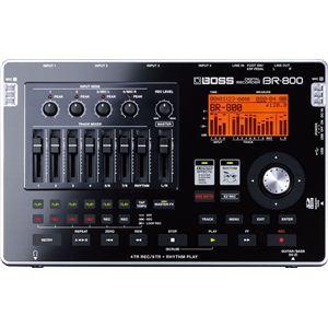 Roland(ローランド) デジタル・レコーダー BOSS(ボス) Digital Recorder BR-800 - 拡大画像