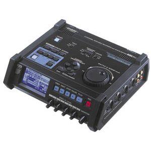 Roland(ローランド) 4チャンネル・ポータブル・レコーダー&ウェーブ・エディター 4チャンネル・ポータブル・レコーダー&ウェーブ・エディター EDIROL R-4PRO - 拡大画像