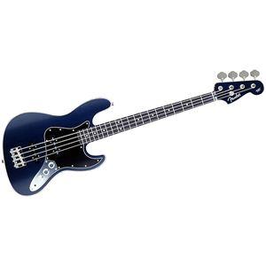 Fender Japan(フェンダージャパン) AJB MBK - 拡大画像