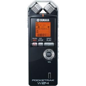 YAMAHA(ヤマハ) POCKETRAC(ポケットレコーダー) W24 - 拡大画像