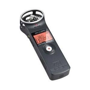 ZOOM(ズーム) Handy Recorder(ハンディレコーダー) H1 - 拡大画像