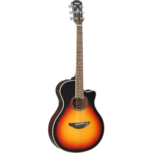 YAMAHA(ヤマハ) エレクトリックアコースティックギター APX700? VS - 拡大画像