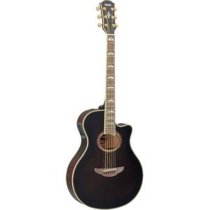 YAMAHA(ヤマハ) エレクトリックアコースティックギター APX1000 MBL - 拡大画像