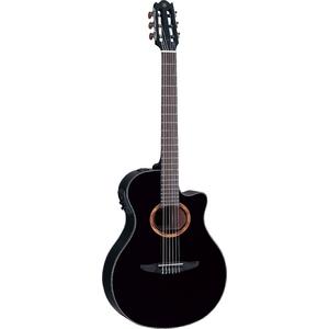 YAMAHA(ヤマハ) エレクトリックナイロンストリングスギター NTX700 BL - 拡大画像