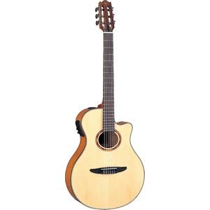 YAMAHA(ヤマハ) エレクトリックナイロンストリングスギター NTX900FM - 拡大画像