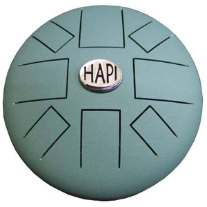 HAPI Drum HAPI-E2-G (E Minor/Aqua Teal) - 拡大画像