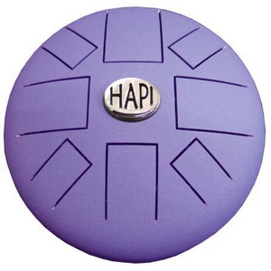 HAPI Drum HAPI-D2-P (D Minor/Deep Purple) - 拡大画像