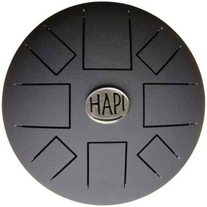HAPI SLIM Drum HAPI-SLIM-F1(F Major/Black) - 拡大画像