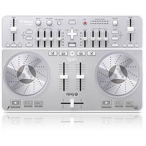 Vestax(ベスタクス) DJシステム SPIN USB MIDI/AUDIO CONTROLLER - 拡大画像
