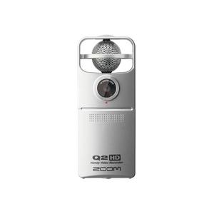 ZOOM ズーム Q2HD ハンディビデオレコーダー ZOOMQ2HD 超小型ビデオカメラ専門店チコビカメラ