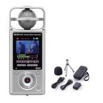 ZOOM ズーム Q2HD + APQ-2HD  ハンディ・ビデオ・レコーダー アクセサリーパックセット