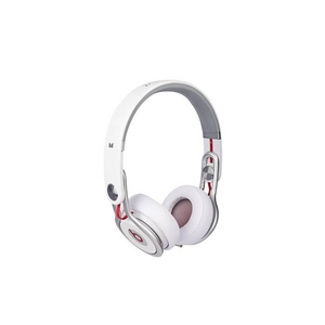 Beats by dr.dre/ BT ON MIXR WHT    Beats Mixr プロフェッショナル・ヘッドホン/ホワイト - 拡大画像