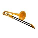p Bone ピー・ボーン (Yellow) プラスチック製 トロンボーン pbone