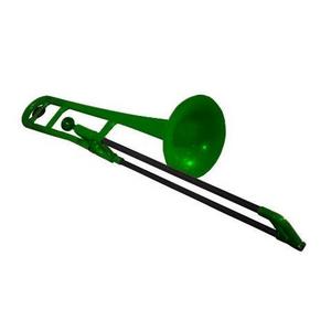 p Bone ピー・ボーン (Green) プラスチック製 トロンボーン pbone - 拡大画像