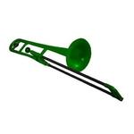 p Bone ピー・ボーン (Green) プラスチック製 トロンボーン pbone