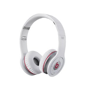 MONSTER beats by dr.dre モンスター  BT ON WIRELS WHT  Beats Wireless ブルートゥース・ヘッドフォン/ホワイト - 拡大画像