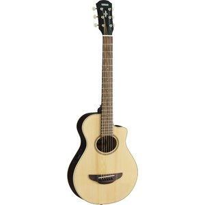 YAMAHA(ヤマハ) APX-T2 NT アコースティックギター トラベラー - 拡大画像