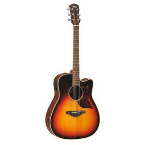 YAMAHA(ヤマハ) A1M VS アコースティックギター ヴィンテージサンバースト - 拡大画像