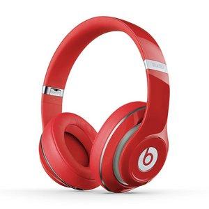 Beats by Dr. Dre Beats Studio ノイズキャンセリング・ヘッドホン/BT OV STUDIO V2 RED - 拡大画像