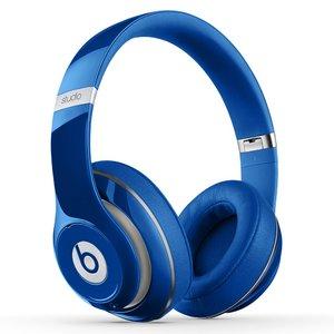 Beats by Dr. Dre Beats Studio ノイズキャンセリング・ヘッドホン/BT OV STUDIO V2 BLU - 拡大画像