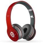 Beats by dr.dre モンスター  BT ON WIRELS RED  Beats Wireless ブルートゥース・ヘッドホン/レッド