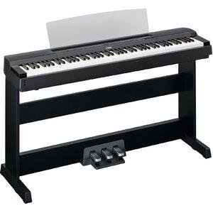 YAMAHA(ヤマハ) P-255B 電子ピアノ 専用スタンド&ペダルユニットセット