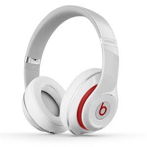 Beats by Dr. Dre  Studio ワイヤレス オーバーイヤー・ヘッドフォン/ホワイト BT OV STUDIO WIRELS WHT