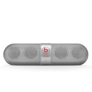 Beats by Dr. Dre Pill 2.0  ワイヤレススピーカー / BT SP PILLBT V2 SLV - 拡大画像
