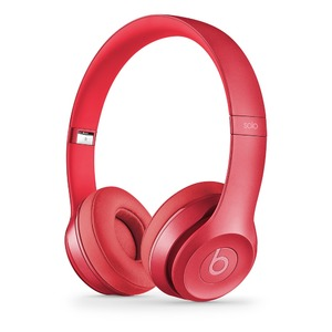 Beats by Dr. Dre Solo2 オンイヤーヘッドフォン - ブラッシュローズ  Solo2 Blush Rose - 拡大画像