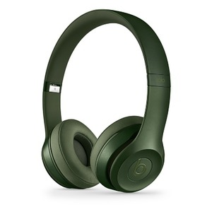 Beats by Dr. Dre Solo2 オンイヤーヘッドフォン - ハンターグリーン  Solo2 Hunter Green - 拡大画像