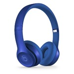 Beats by Dr. Dre Solo2 オンイヤーヘッドフォン - サファイアブルー  Solo2 Sapphire Blue