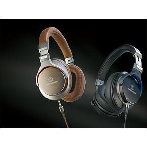 audio-technica 密閉型ポータブルヘッドホン ハイレゾ音源対応 ガンメタリック ATH-MSR7 GM