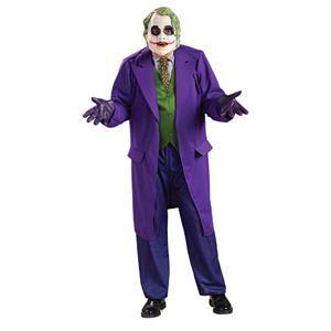 RUBIE'S(ルービーズ) BATMAN(バットマン) コスプレマスク Adult DX. The Joker(アダルト ザ ジョーカー) Stdサイズ - 拡大画像