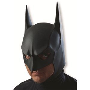 RUBIE'S(ルービーズ) BATMAN(バットマン) コスプレマスク Adult Dx. Batman Mask(アダルト バットマン マスク)
