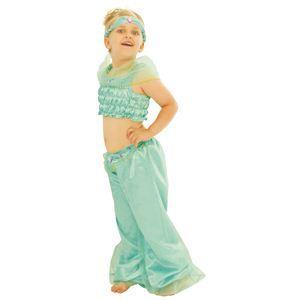 RUBIE'S(ルービーズ) DISNEY(ディズニー) コスプレ PRINCESS(プリンセス)シリーズ アラジン Child Jasmine(ジャスミン) Sサイズ