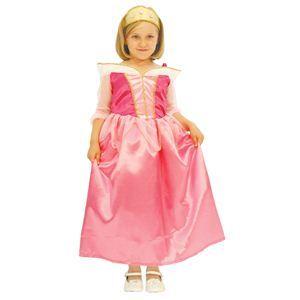 RUBIE'S(ルービーズ) DISNEY(ディズニー) コスプレ PRINCESS(プリンセス)シリーズ 眠れる森の美女 Child Aurora(オーロラ) Sサイズ