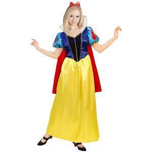 RUBIE'S(ルービーズ) DISNEY(ディズニー) コスプレ PRINCESS(プリンセス)シリーズ 白雪姫 Adult Snow White(スノウ ホワイト) Stdサイズ - 拡大画像