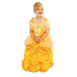 RUBIE'S(ルービーズ) DISNEY(ディズニー) コスプレ PRINCESS(プリンセス)シリーズ 美女と野獣 Child Belle(ベル) Sサイズ