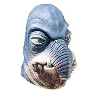 RUBIE'S(ルービーズ) STAR WARS(スターウォーズ) マスク(コスプレ用) Watto Latex Mask(ワット ラテックス マスク) - 拡大画像