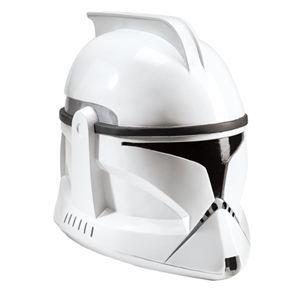 RUBIE'S(ルービーズ) STAR WARS(スターウォーズ) マスク(コスプレ用) Collectors' Helmets Clone Trooper(コレクションズ ヘルメッツ クローン トルーパー) - 拡大画像