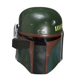 RUBIE'S(ルービーズ) STAR WARS(スターウォーズ) マスク(コスプレ用) Collectors' Helmets Boba Fett(コレクションズ ヘルメッツ ボバ フェット) - 拡大画像