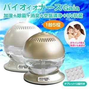 バイオイオナース Gaia(ガイア) TEP-500 ホワイト - 拡大画像