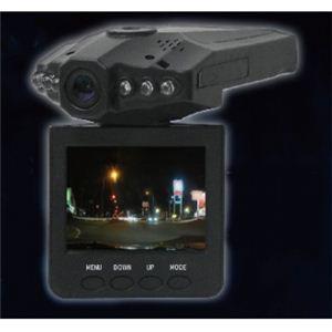 geanee 赤外線搭載暗視対応ドライブレコーダー DVR-30 - 拡大画像