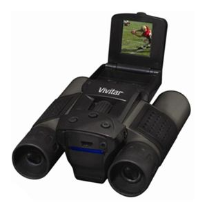 Vivitar デジタル双眼鏡カメラ VIV-CV-1225V - 拡大画像