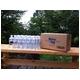 ピュアウォーター 安心・安全・健康なRO(逆浸透膜)水 お得なセットその2(500mlペットボトル×24本入り 1箱 + 20Lボックス 3箱)