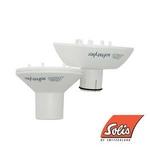Solis(ソリス) ソフトスタイラー L ホワイト (ドライヤー I311・315専用)