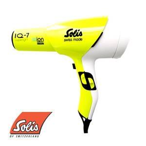 Solis(ソリス) ドライヤー IQ-7 426 スーパーライト レモン 【業務用】 - 拡大画像