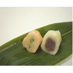 お試しに!紅白笹団子10個セット (白色10個)